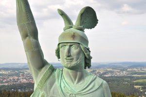Drohnenverbot über dem Hermannsdenkmal
