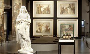 Wenn es am Hermann mal regnet: Mythos – die Dauerausstellung im Lippischen Landesmuseum