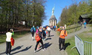 Besucherinformation zum Hermannslauf am 28. April